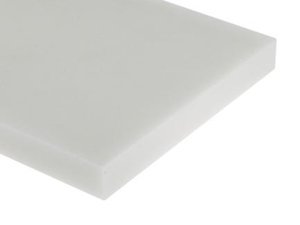 Natural HDPE Sheet
