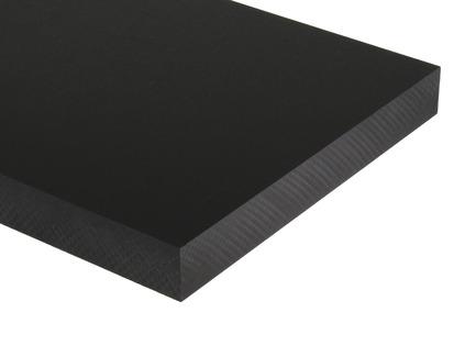 Black HDPE Sheet
