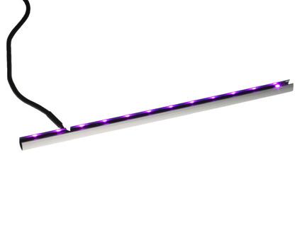 Powered LED Strip - Pink