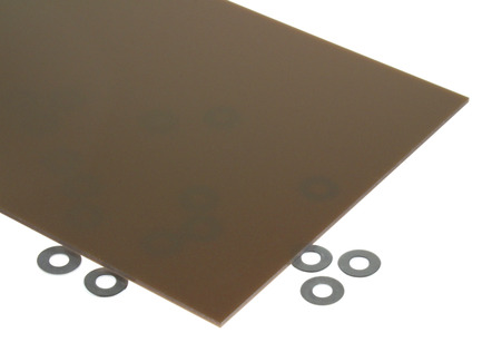 Bronze Metallic Acrylic Sheet