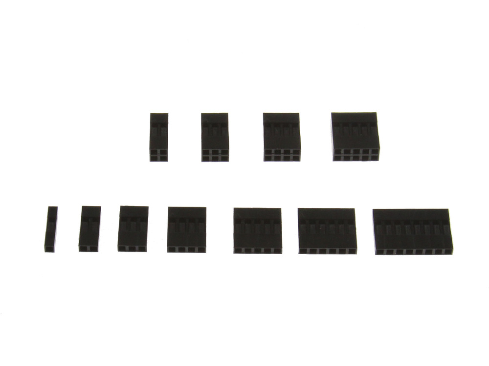 header connectors female. Black Bedroom Furniture Sets. Home Design Ideas