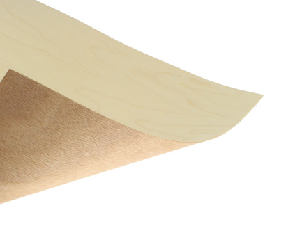 Maple Thin Wood Veneer
