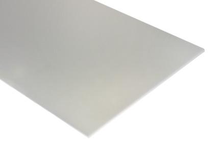 White Delrin® Sheet