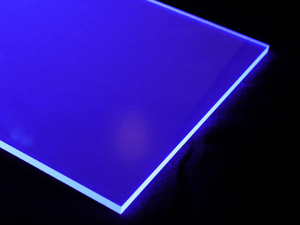 Lucite Light Guide Acrylic Sheet