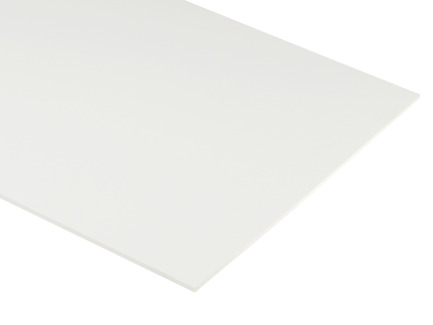 White Expanded PVC Sheet