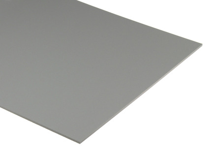 Grey Expanded PVC Sheet