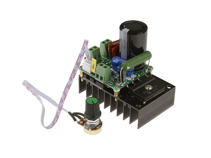 Spindle Speed Controller