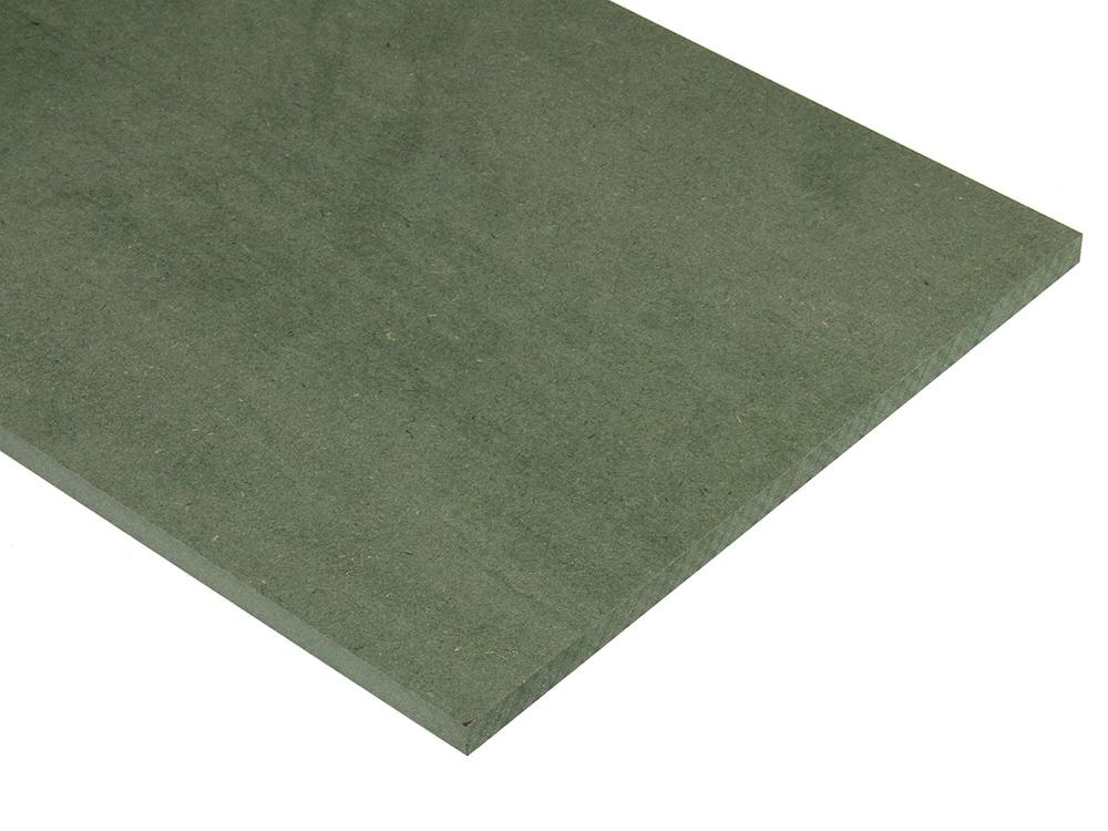 Green mdf sheet