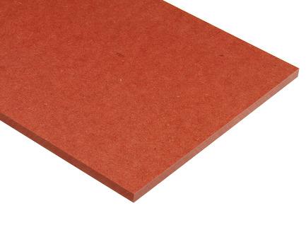 Red MDF Sheet