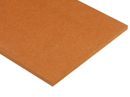 Orange MDF Sheet