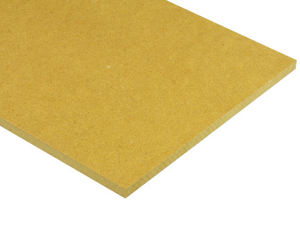 Yellow MDF Sheet