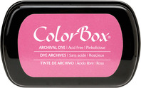 Pink Dye Ink Pad