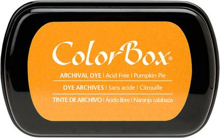 Orange Dye Ink