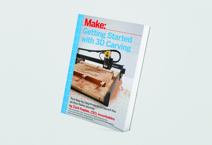 Getting Started with 3D Carving Book