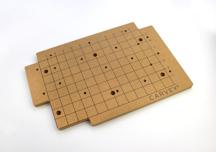 Carvey® Waste Board