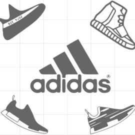 Adidas tile