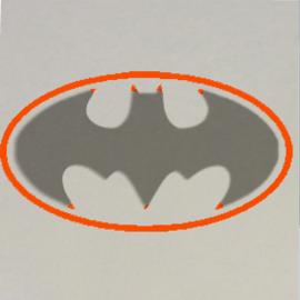 Bat easel