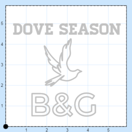 Easton dove tile