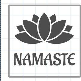 Namaste tile