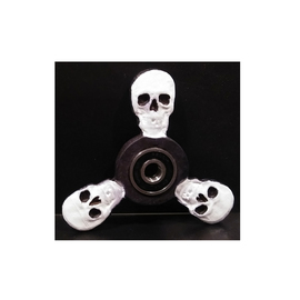 1488940173 skull fidget spinner side 1