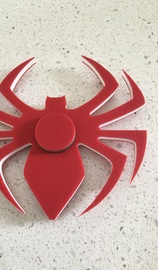 Spider fidget spinner