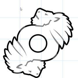 Lion fidget