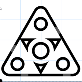 Triforceemblem spinner2
